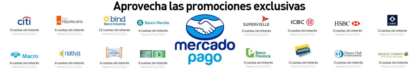 MercadoPago Julio