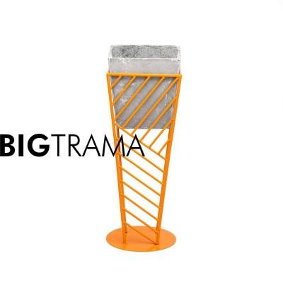 Portamacetas de diseño BIG TRAMA