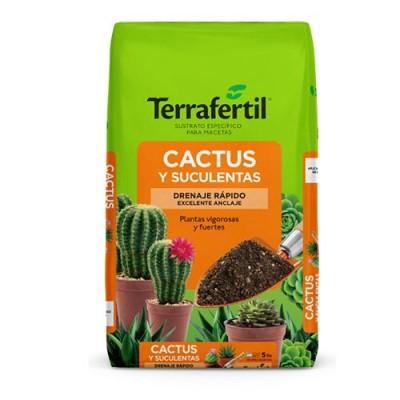 Sustrato para Cactus y Suculentas 5 dm3
